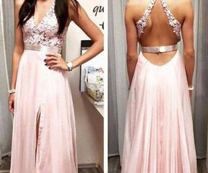 prom dresses, dress, and prom dress image