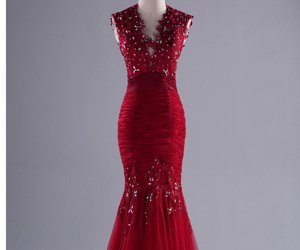 evening dress, party dresses, and prom dress image