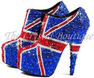 shoes, heels, and uk image
