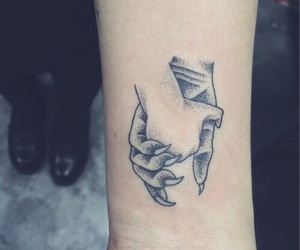 tattoo, monster, and tatoo image