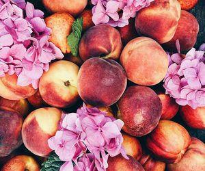 peaches and fruit image