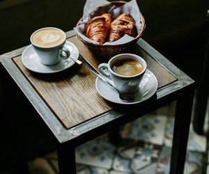 coffee, breakfast, and food image
