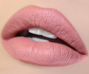 beauty, liquid lipstick, and cosmetic image