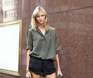 fashion, style, and anja rubik image