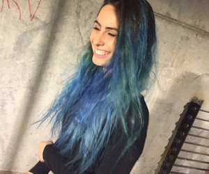 lauren cimorelli, blue, and cimorelli image