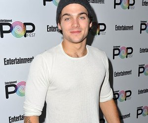 teen wolf, dylan sprayberry, and liam dunbar image