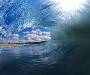 surf and sea image
