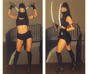black and ninja image