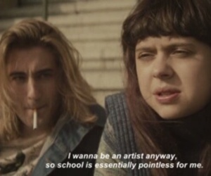grunge, movie, and diary of a teenage girl image