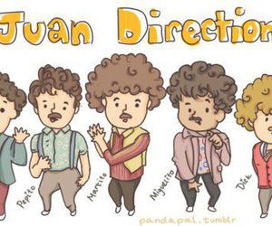espanol, one direction, and lol image