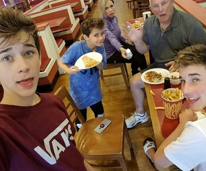 hunter rowland, brandon rowland, and ashton rowland image