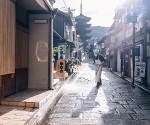 japan, japanese, and street image