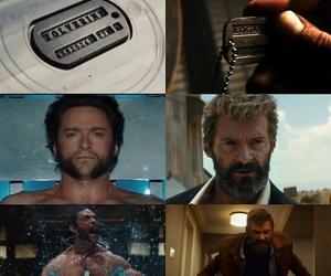logan, Marvel, and movies image
