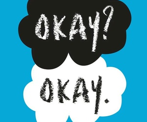 john green, okay?, and the fault in our stars image