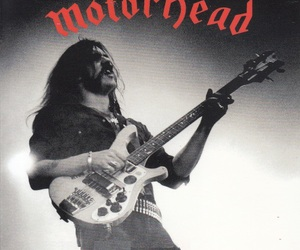 classic rock, heavy metal, and Lemmy Kilmister image