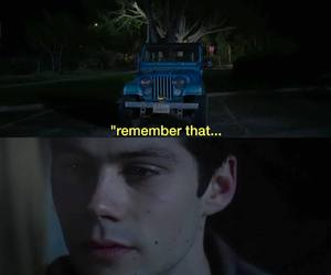 teen wolf, love, and dylan o'brien image