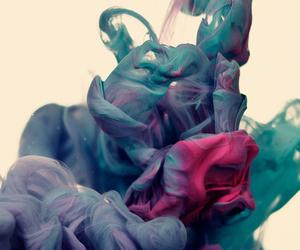 smoke, art, and color image
