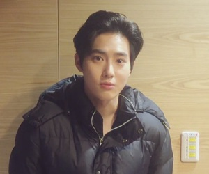 exo, exo k, and kim junmyeon image