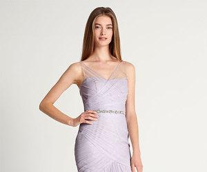 bridesmaids, dress, and dresses image