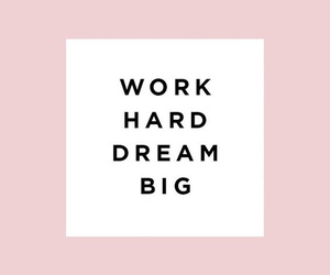 talk, work hard, and bg image