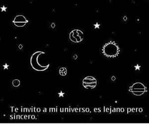 frases, space, and tumblr image