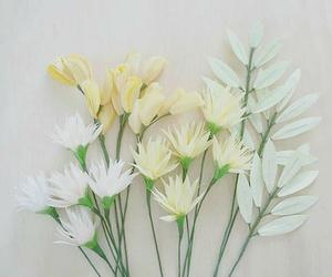 bouquet, bride, and florals image