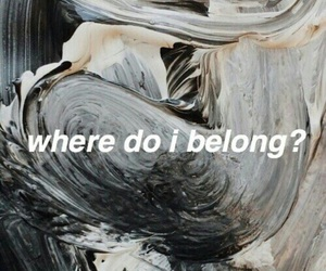 grunge, quote, and art image