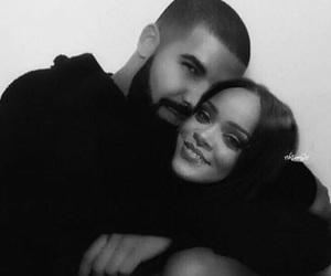 Drake, rihanna, and goals image