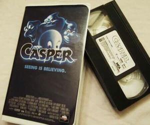 ghost, movie, and casper image