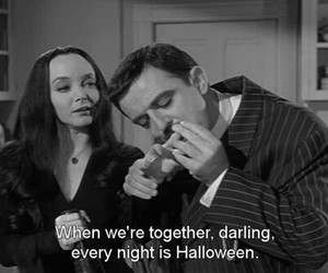 Halloween, addams family, and darling image
