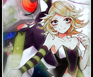 anime, anime girl, and kagamine rin image