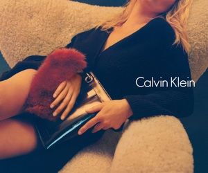 kate moss, calvinklein, and model image
