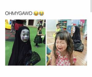funny, Halloween, and hilarious image