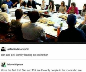 amazingphil, phil lester, and dan howell image