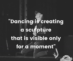 art, dance, and dancer image