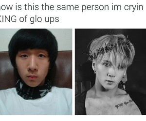 funny, kpop, and ravi image