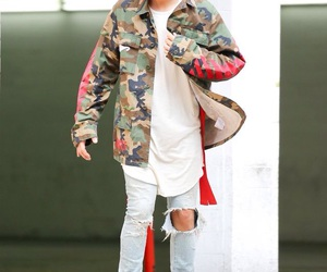 justin bieber, skate, and style image