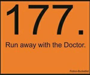 doctor, bucketlist, and ninth image