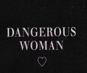 dangerous woman, ariana grande, and wallpaper image