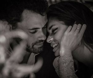 couple and sara sampaio image