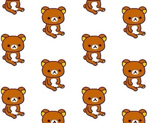 background, rilakkuma, and wallpaper image