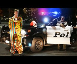 clown, comedy, and funny image