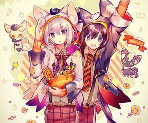 anime, touken ranbu, and pokemon image