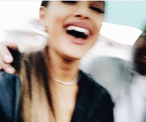 ariana grande and smile image