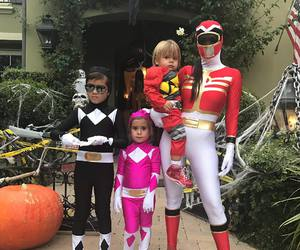 family, Halloween, and kourtney kardashian image