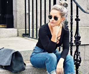 jeans and top image