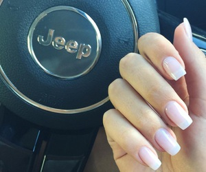 jeep and nails image