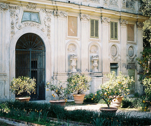 architecture, photography, and garden image