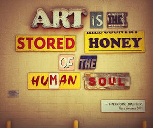 art, soul, and quote image