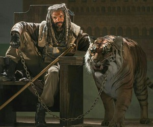 the walking dead, twd, and shiva image